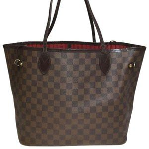 Louis Vuitton Damier Ebene Neverfull MM 871539